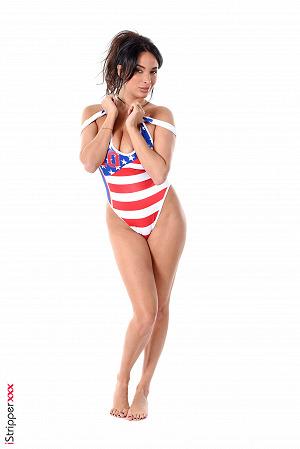 Anissa Kate Go Swimming USA #3